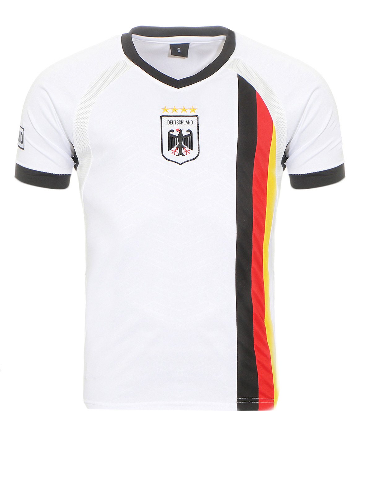 fu ball trikot herren damen deutschland wm em fanshirt sporttrikot freizeit ebay. Black Bedroom Furniture Sets. Home Design Ideas