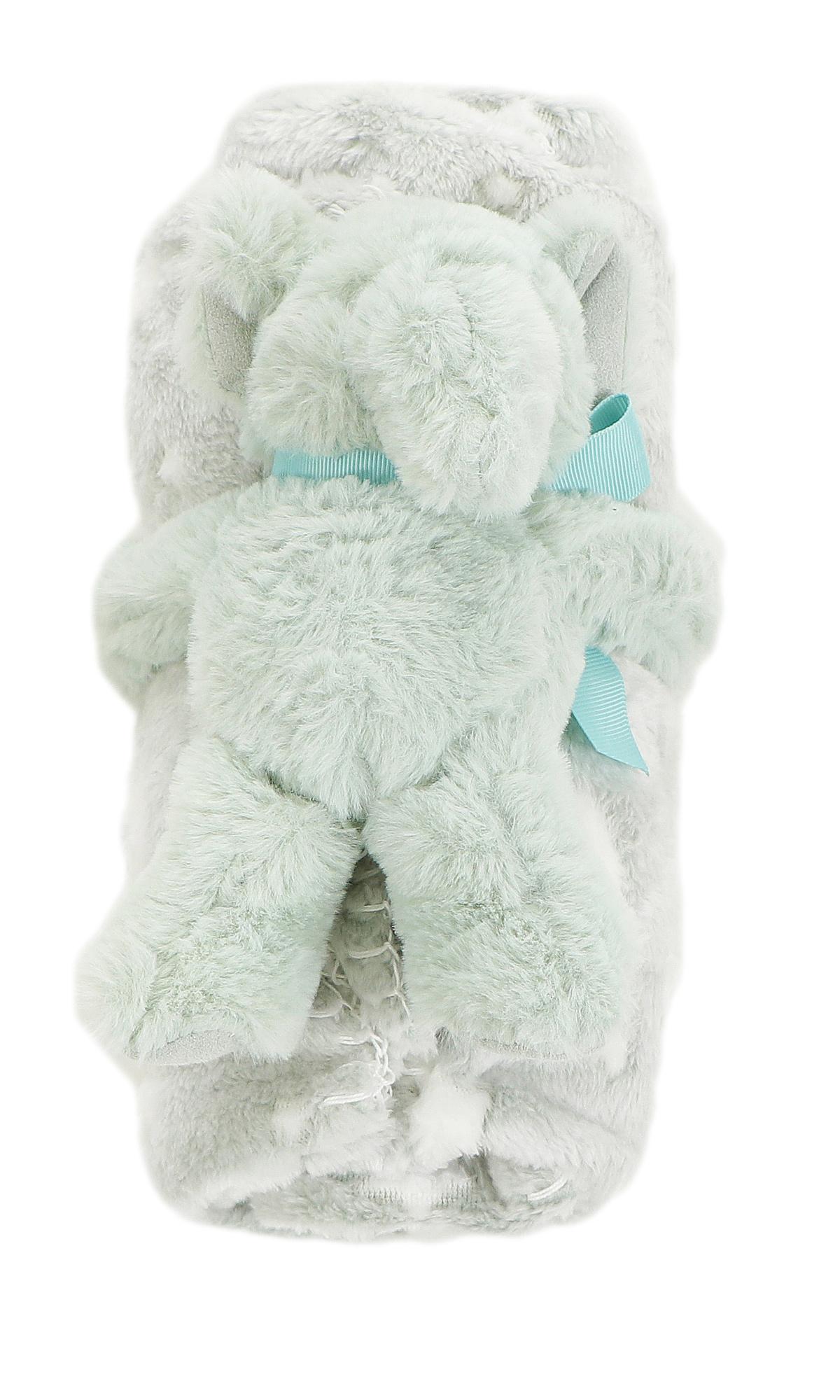 baby schmusedecke kuscheldecke mit stofftier kinderwagen krabbeldecke bf 000033 ebay. Black Bedroom Furniture Sets. Home Design Ideas